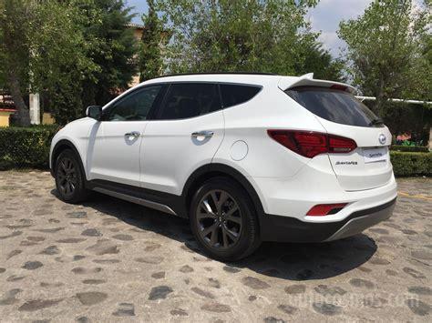 Hyundai Santa 2017 by Hyundai Santa Fe Sport 2017 Autocosmos
