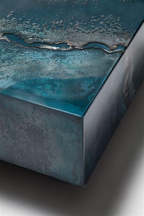drum coffee table based upon material soffbord möbler och