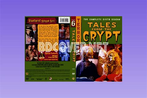 Dvd-blu-ray Covers & Labels