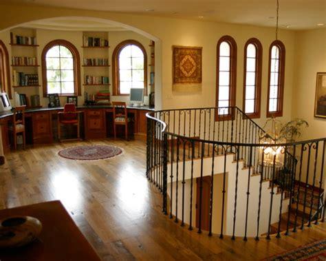 desain rumah gaya spanyol