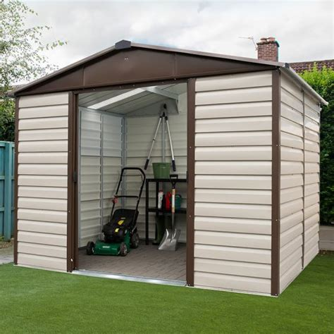 shiplap metal shed tbsl
