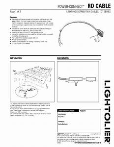 Power Connect Rd Cable Manuals