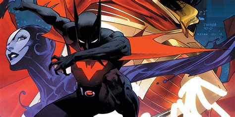 DC's Batman Beyond Comic Comes to an End with December's ...
