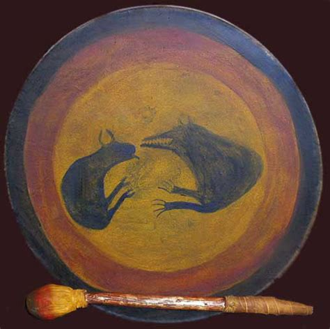 Native American Indian Drums