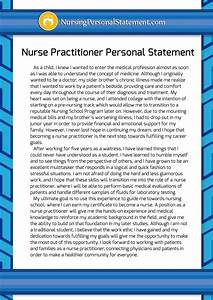nurse practitioner application essay examples