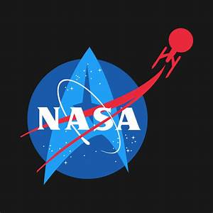 NASA Trek - Nasa Logo - T-Shirt | TeePublic