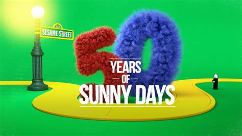 Sesame Street: 50 Years of Sunny Days Coming to ABC ...