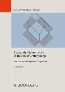 Lbo Bw Abstandsflächen : buch abstandsfl chenrecht in baden w rttemberg ~ Whattoseeinmadrid.com Haus und Dekorationen