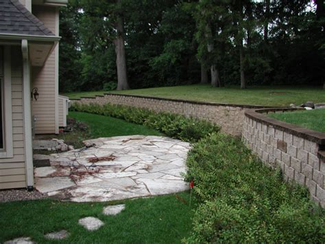 Retaining Wall, Grading, And Patio In Whitefish Bay, Wi. Circular Stone Patio Kits. Concrete Patio Next To House Foundation. Patio Planters Home Depot. Urban Patio Pics. Covered Patio Examples. Patio Bar Austin Tx. Patio Furniture Sale World Market. Stone Patio How To