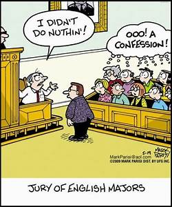 Jury Service ~ Funny Joke Pictures
