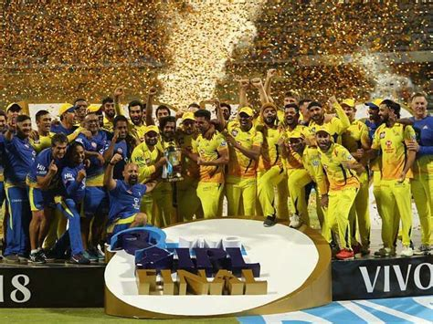 ipl  final chennai super kings claim  ipl title