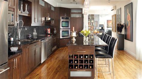 h e de cuisine la maison du designer harold ménard chez soi