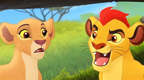 exclusive sneak peek   lion guard disney insider