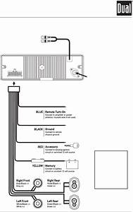 Dual Amb600w Marine Stereo Wiring Diagram