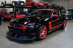 Used 2012 Ford Mustang Boss 302 Laguna Seca Boss 302 Laguna Seca For Sale ($37,995) | San ...