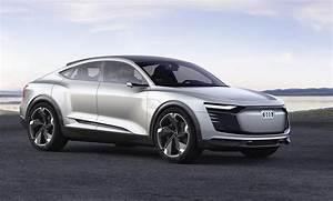 Audi E Tron : audi e tron sportback concept debuts at shanghai show ~ Melissatoandfro.com Idées de Décoration