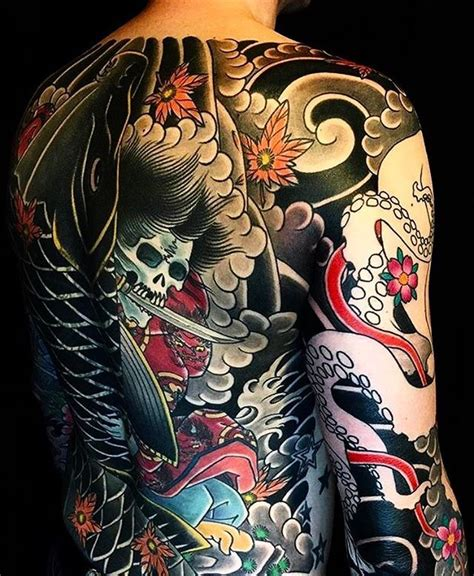 japanese  tattoo ideas  pinterest samurai