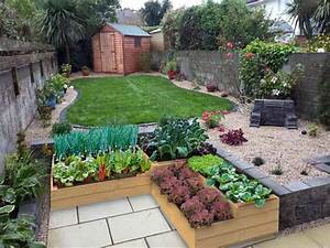 Raised Vegetable Beds - Timber Garden Planters - Home