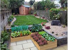 Raised Beds & Timber Planters For Vegetable Gardening