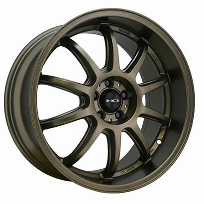 18x9 45mm Rim Clutch Bronze Wheels Wheel