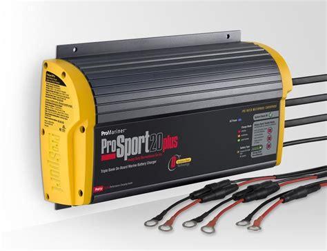 Pro Mariner Prosport Plus Gen Amp Volt
