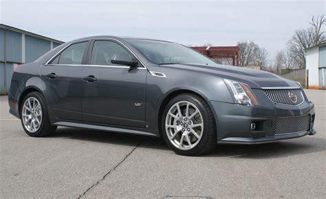 2009 Cadillac Ctsv Photo