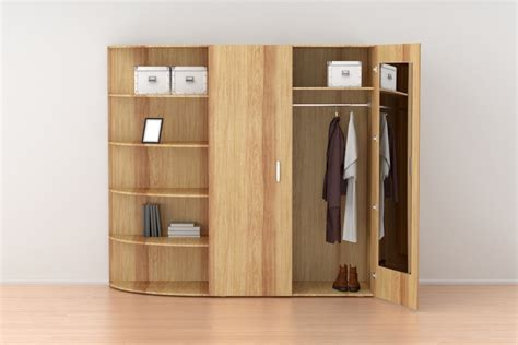 Wardrobe Armoires For Small Spaces by 7 Bedroom Furniture Solutions For Small Spaces Bold