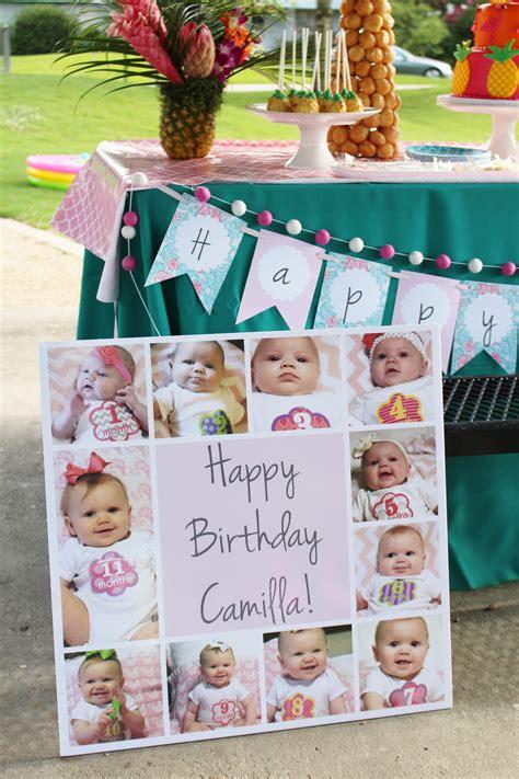 Tropicalamingo  Ee  Birthday Ee    Ee  Party Ee    Ee  Ideas Ee    Ee  First Ee    Ee  Birthday Ee