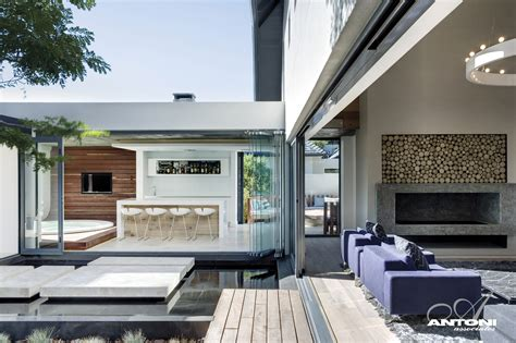 modern cabinet cape towns dream home   nature