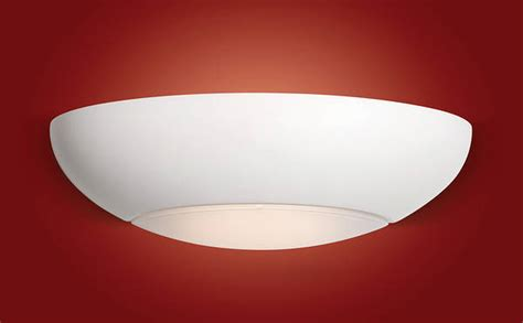 led wall uplighter  dimmable white