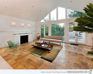 15 classy living room floor tiles fox home design With living room floor tiles design