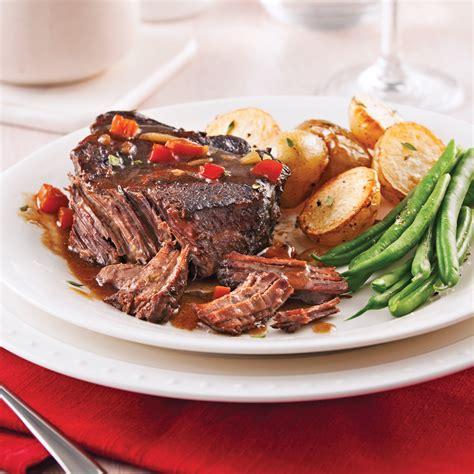 congeler des plats cuisin駸 r 244 ti de palette de bœuf 224 congeler recettes cuisine et