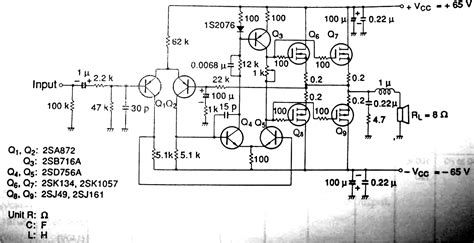 Power Supply Circuit Diagram With Explanation