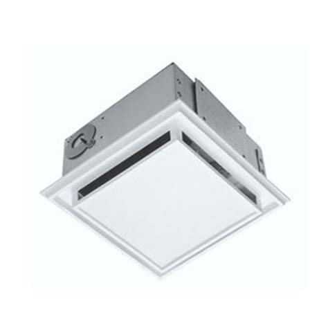 broan ceiling exhaust fan with light broan nutone 682 duct free ceiling wall mount bathroom