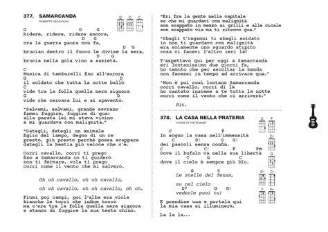 samarcanda testo canzone nuovo scanzoniere per ukulele by alex cendron issuu