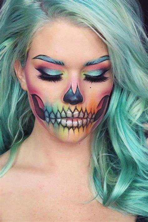 jaw dropping halloween makeup ideas crazyforus