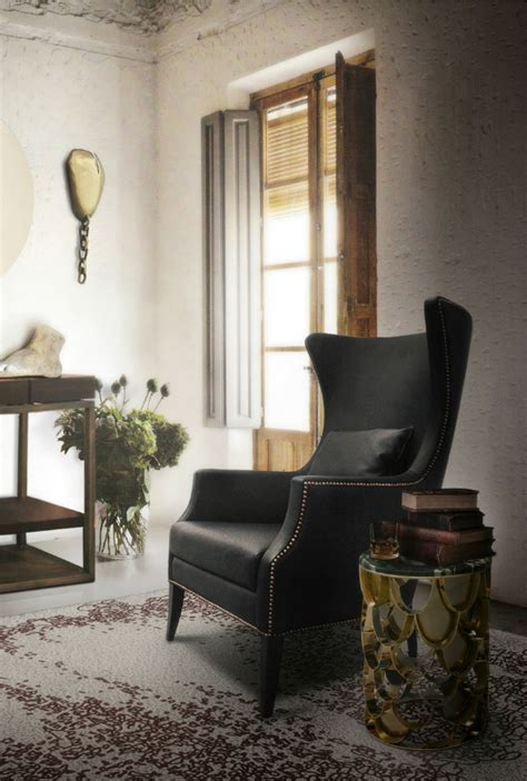 7 stylish wingback chairs for your living room set