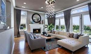 cheminees modernes et design pour un hiver cosy With tapis de gym avec canapé d angle basika