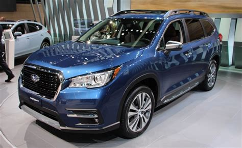 subaru ascent specs  features