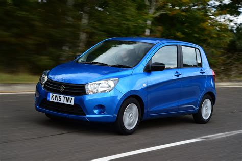 10 Suzuki Celerio  Best City Cars  Best City Cars To
