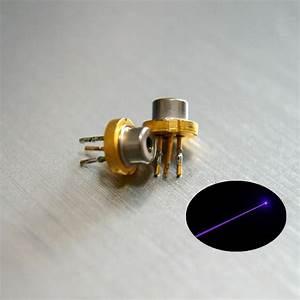 405nm 700mw Violet Laser Diode  S06j Violet Laser Diode  Cut