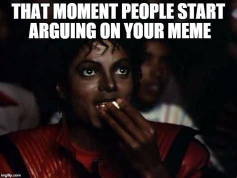 Michael Jackson Eating Popcorn Meme - michael jackson popcorn memes imgflip