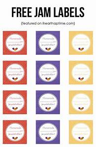 22 best jam images on pinterest jam label homemade food With jam jar labels template