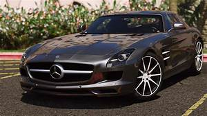 Mercedes Sls Amg : mercedes benz sls amg autovista add on replace ~ Melissatoandfro.com Idées de Décoration