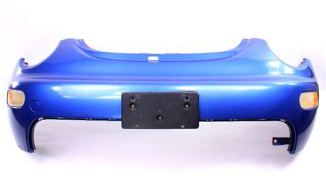 front bumper cover   vw beetle lwy techno blue