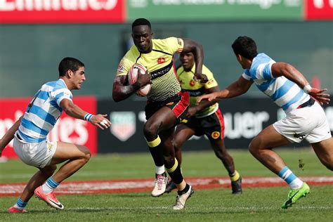 uganda rugby  team optimistic prior  hsbc world series  hong kong