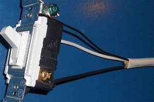 Single Pole Light Switch With 3 Black Wires