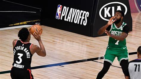 NBA Playoffs 2020: OG Anunoby's game-winner stuns Boston ...