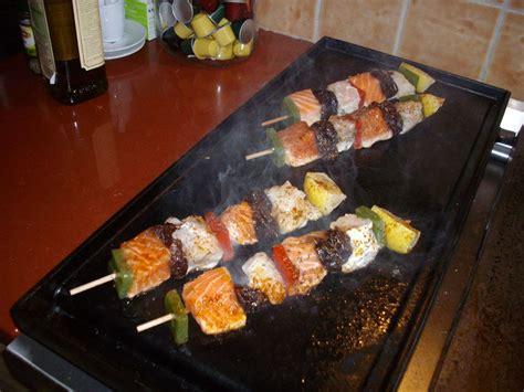 cuisiner plancha plancha poisson top plancha