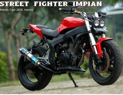 Biaya Modifikasi Motor Tiger by Modifikasi Motor Honda Tiger Modifikasi Motor Tiger